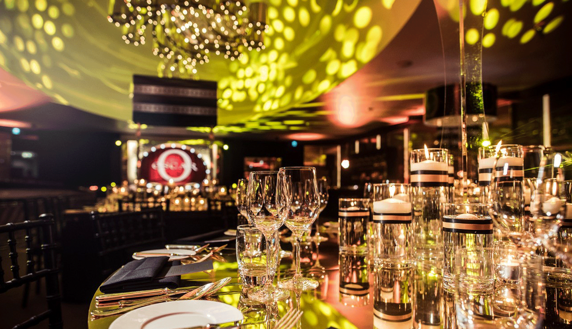 Glamorous Barmitzvah at the Bulgari