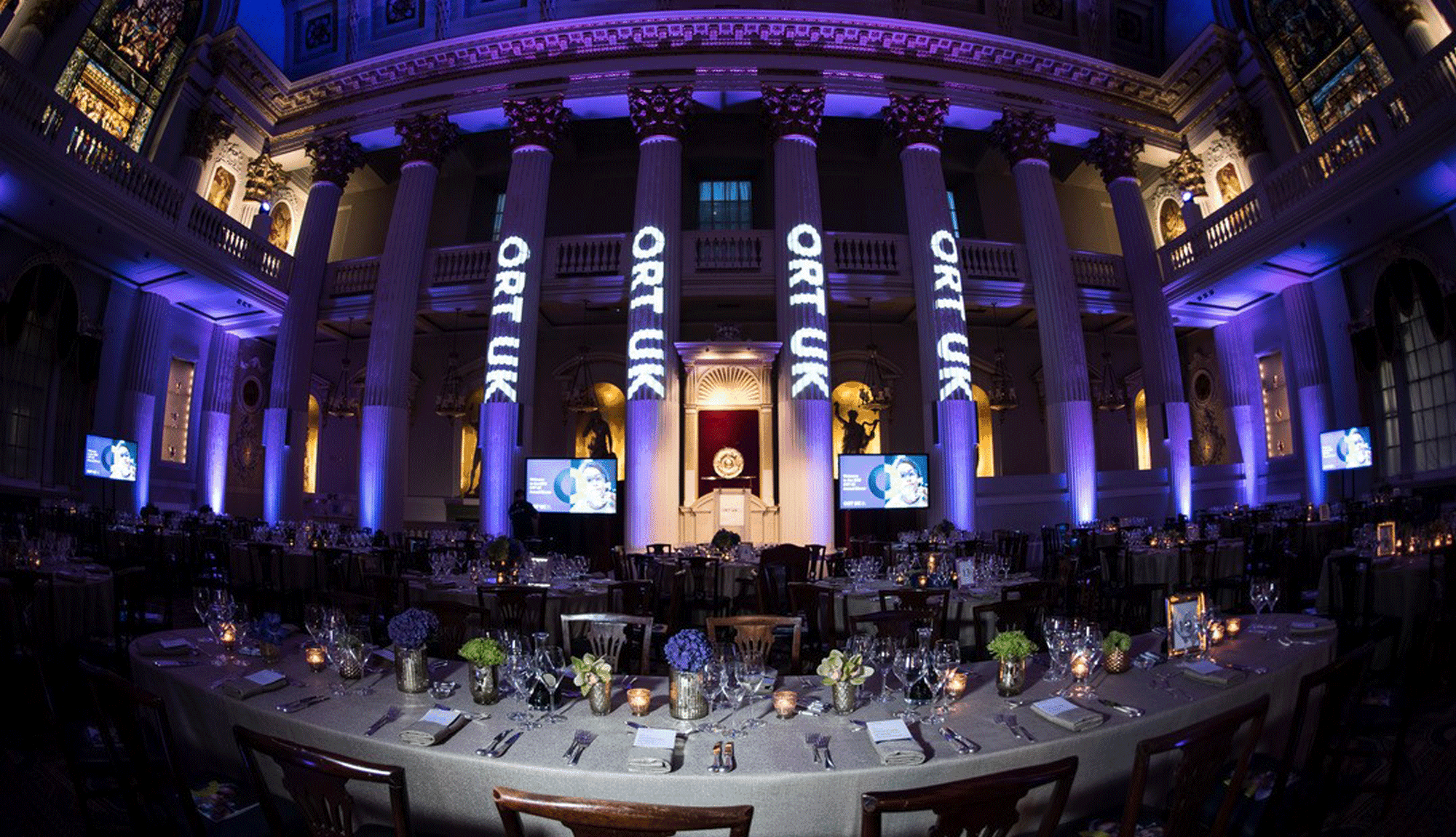 Charity Dinner at Mansion House