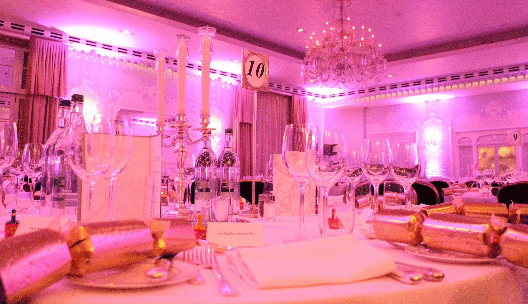 Dinner Dance at The Dorchester