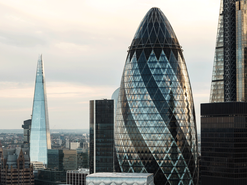 The Gherkin London Events