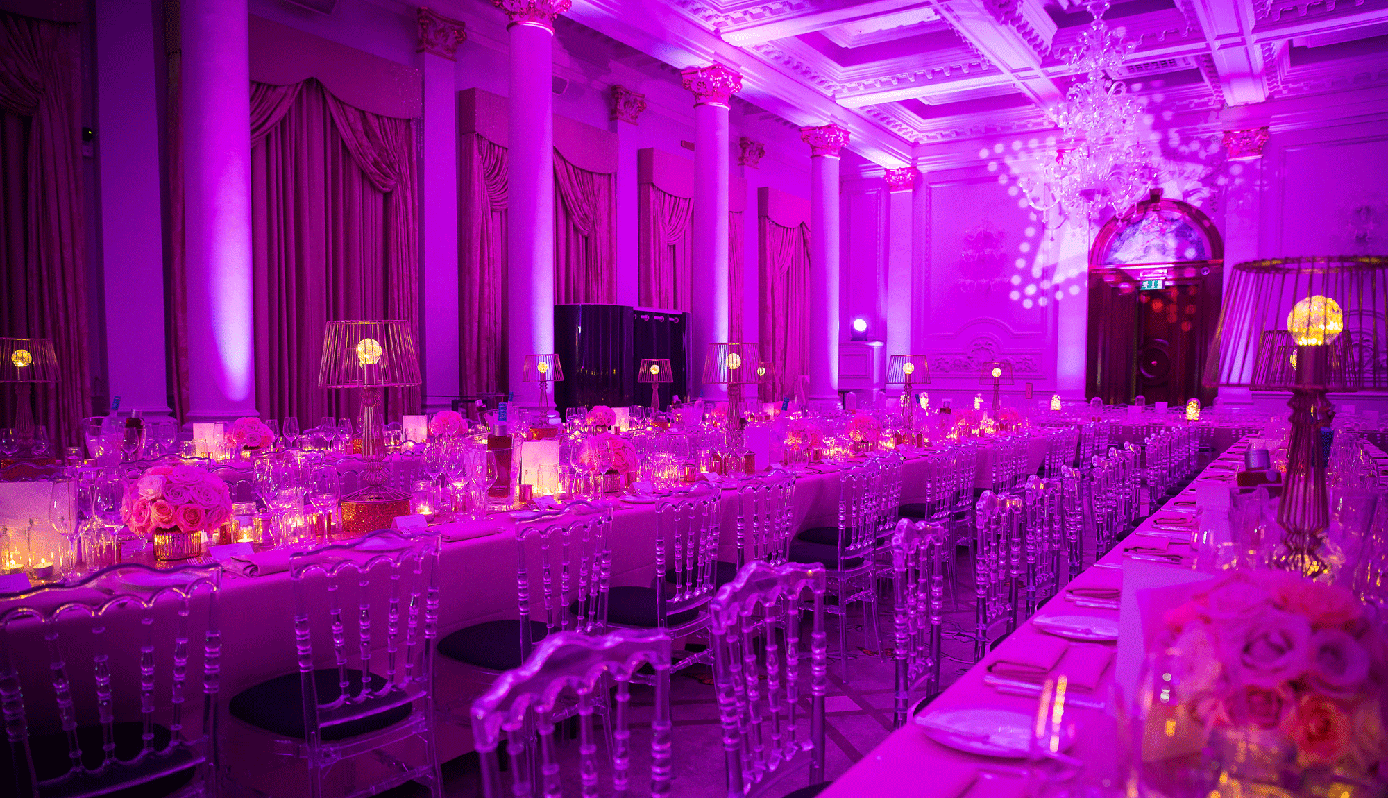 Girly Batmitzvah at the Langham