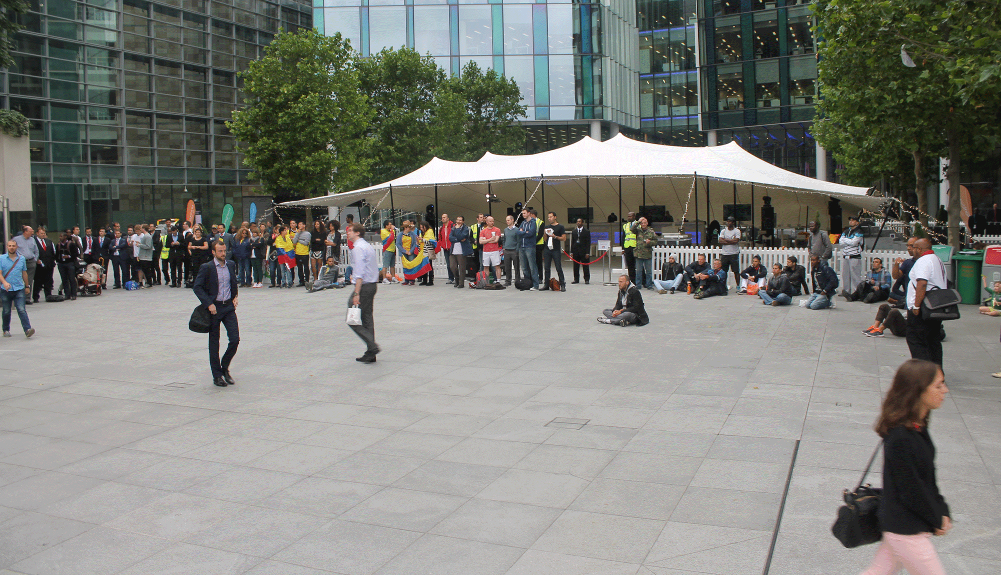 Summer of Sport at Regents Place