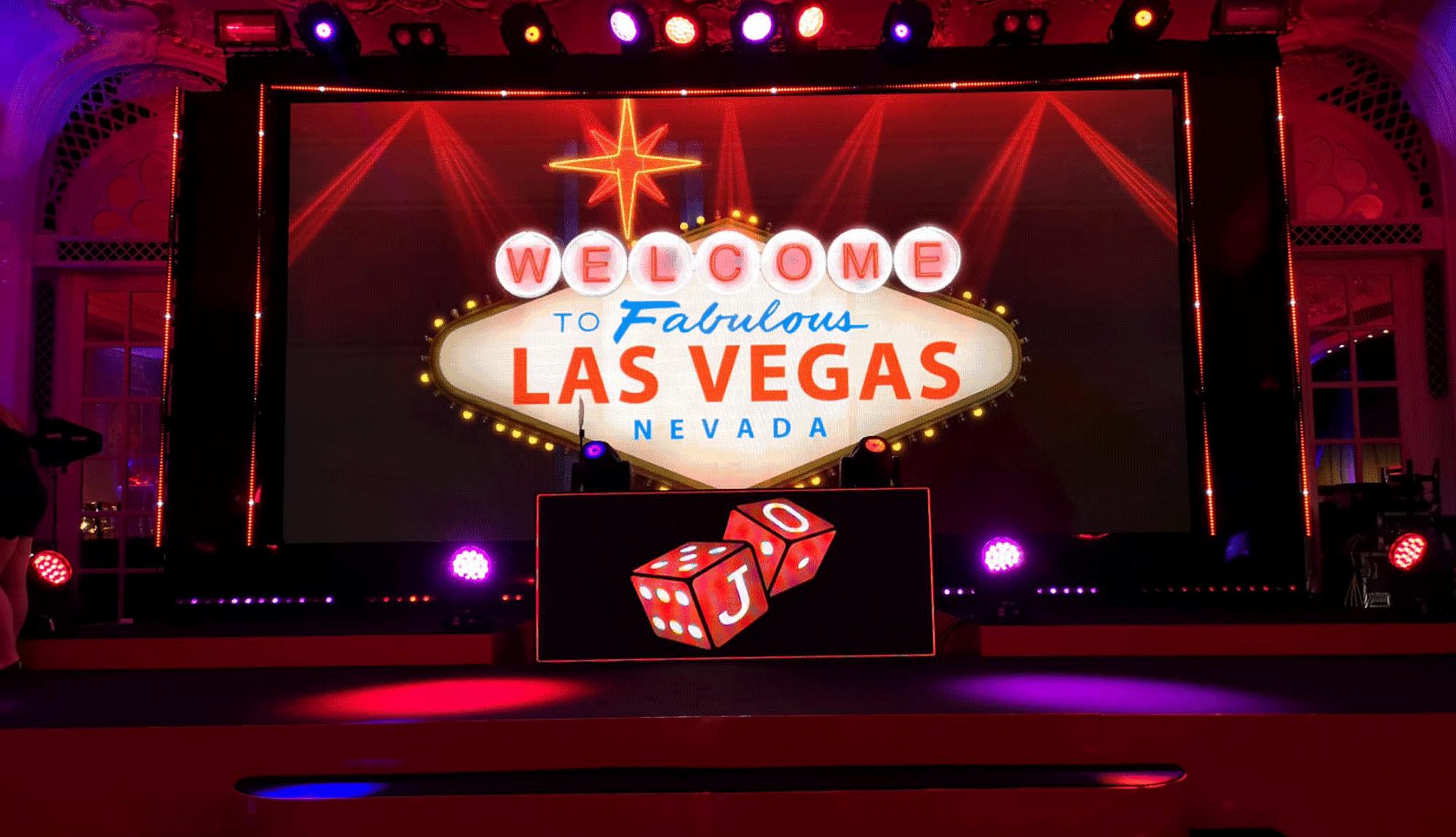 Viva Las Vegas Barmitzvah