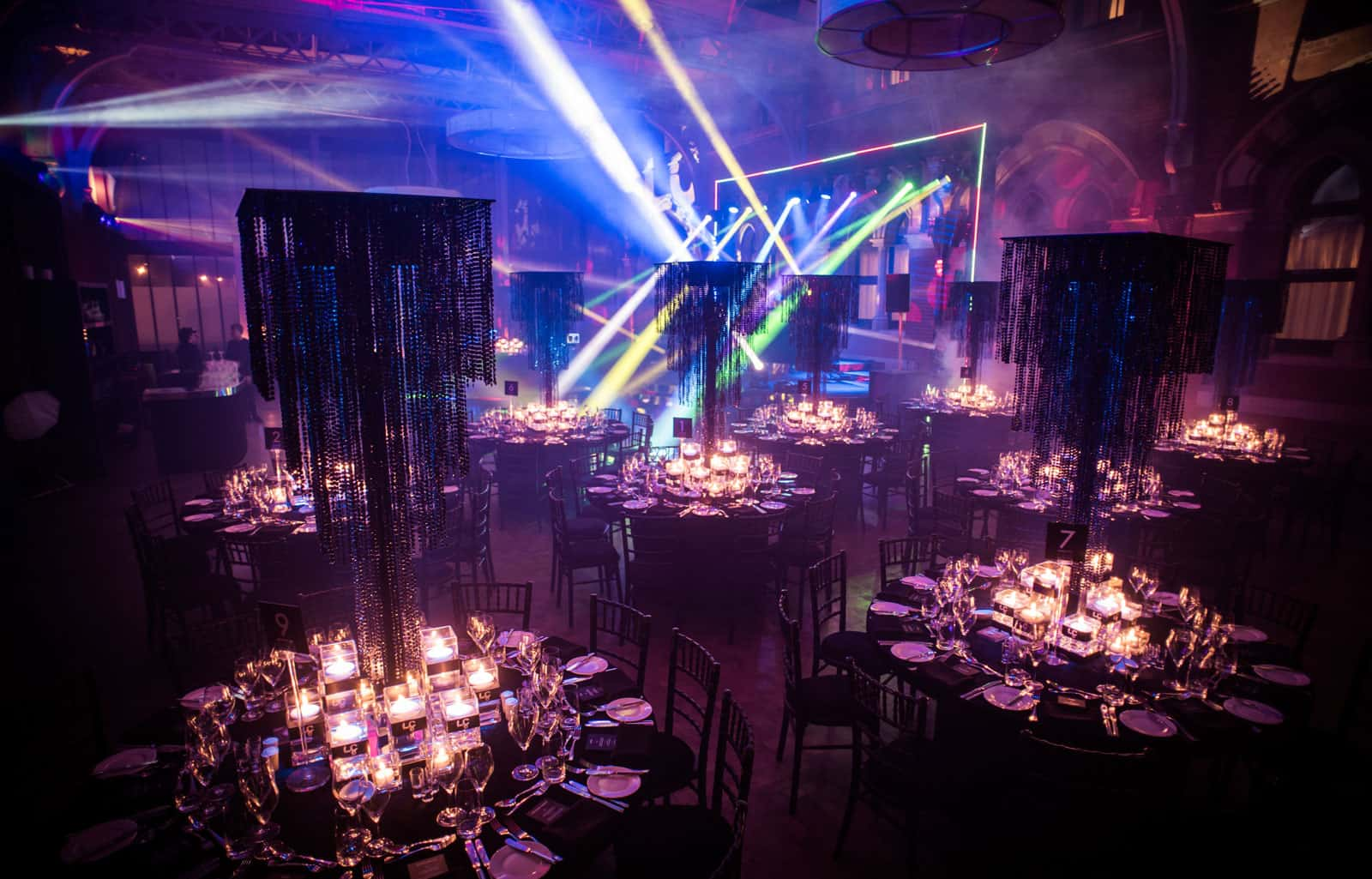 corporate events in london
