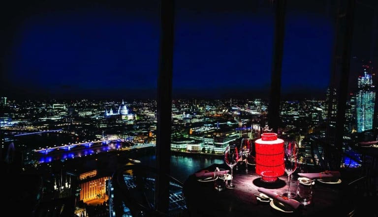 Hutong in the Shard